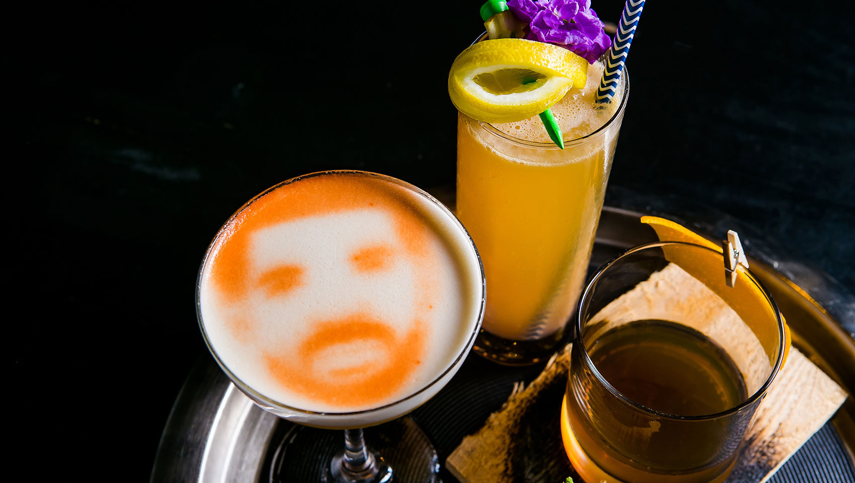 Assorted Cocktails