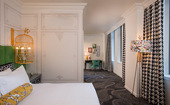 Boutique Hotels Pittsburgh Accommodations At Kimpton